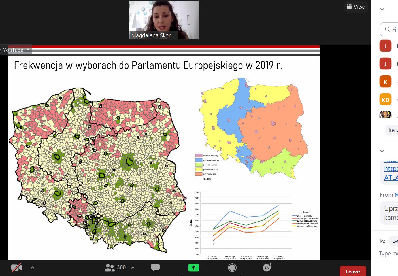 Geograficzne Spotkania na Krakowskim