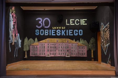 30 - lecie szkoły
