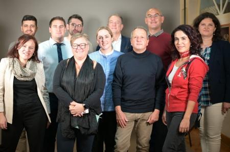 Wizyta delegacji w ramach programu Erasmus + ''Patrząc w przyszłość...''