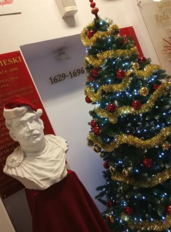 Życzenia świąteczne od społeczności szkolnej