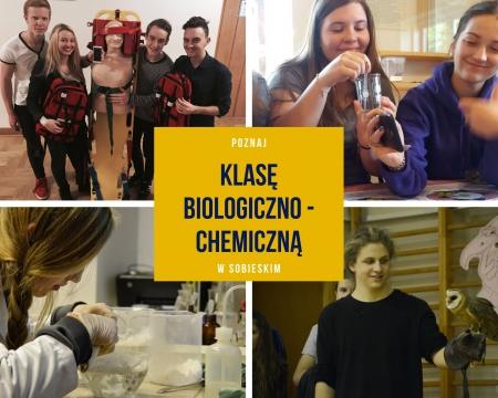 KLASA BIOLOGICZNO-CHEMICZNA